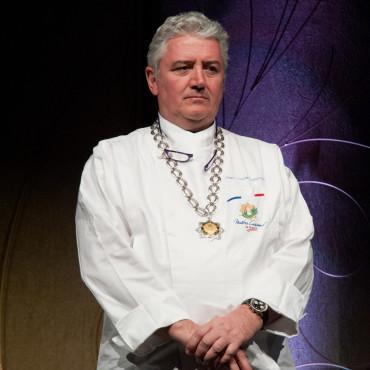 Master Chef Jean Louis Dumonet